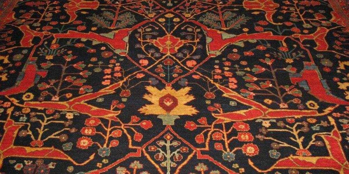 5 Tips to Coordinate Oriental Rugs in an Open Floor Plan